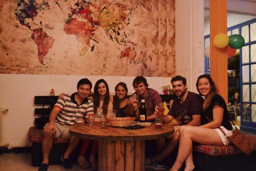 Ananta Hostel Bar Photo