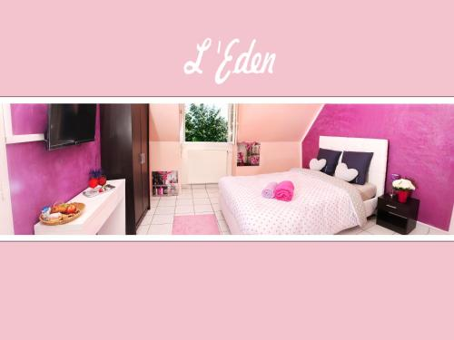 Hotel l 39 eden spa orly a roport thiais desde 79 rumbo for Salon 500 orly