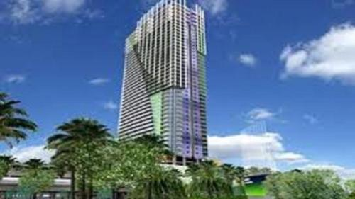 Palms place 51st floor with balcony & strip view Photo