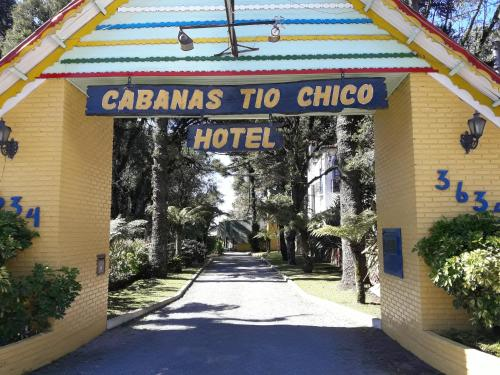 Hotel Cabanas Tio Chico Photo