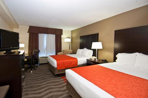 Hotel Holiday Inn Express & Suites Tupelo