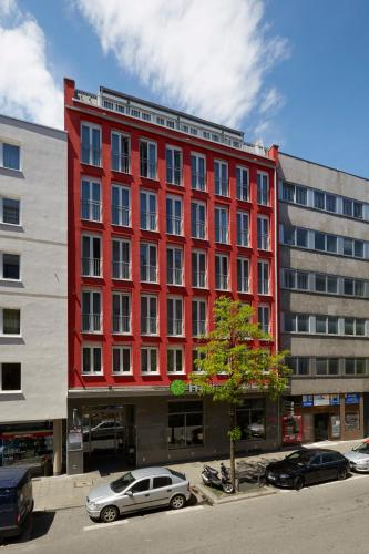 H+ Hotel München City Centre B & B photo 8