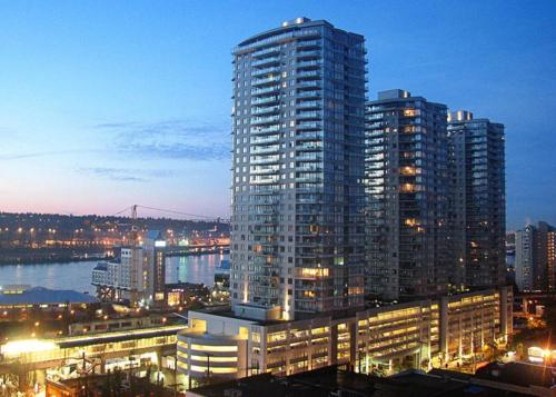 Azure Plaza Downtown New Westminster Photo