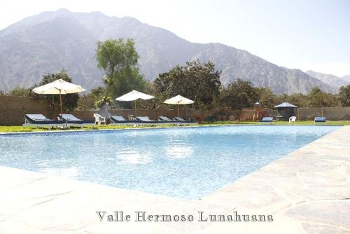 Hotel Vallehermoso Lunahuana Photo