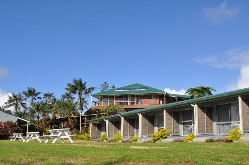 South Pacific Resort Hotel Photo