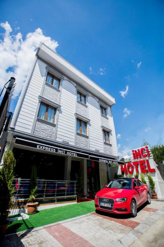 Express İnci Airport Hotel photo 26