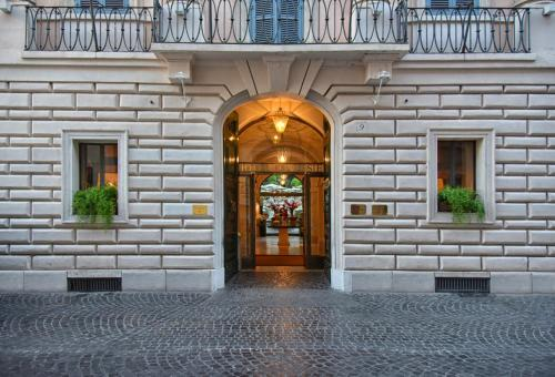Rocco Forte Hotel De Russie photo 3