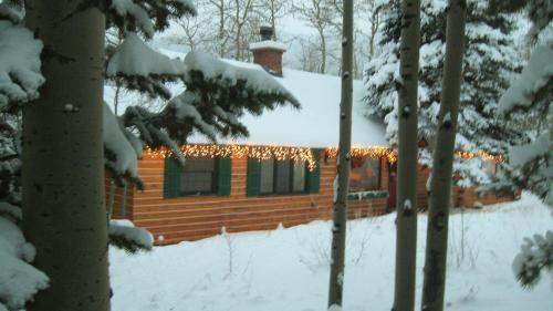 Aspen Mountain Cabin Photo