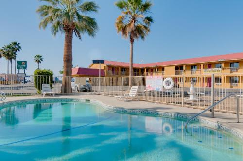 Vagabond Inn Buttonwillow I-5 - Buttonwillow, CA 93314