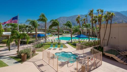Photo of Days Inn Palm Springs hotel in Palm Springs