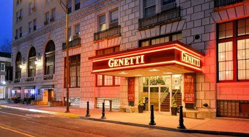SureStay Signature Collection Genetti Hotel Photo