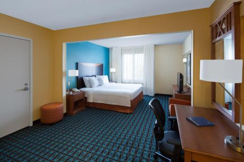 Fairfield Inn & Suites Sacramento Rancho Cordova Photo