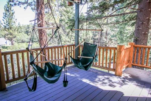 Alpine Treehouse Photo