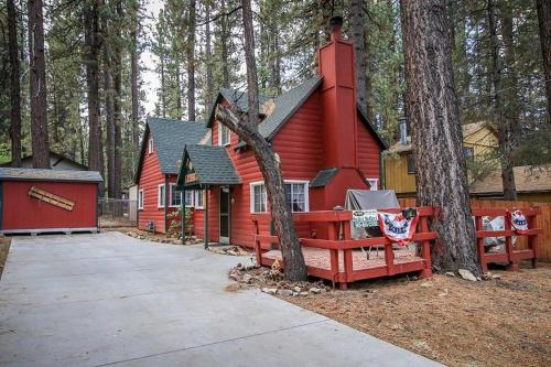 Ponderosa at Big Bear Lake Photo