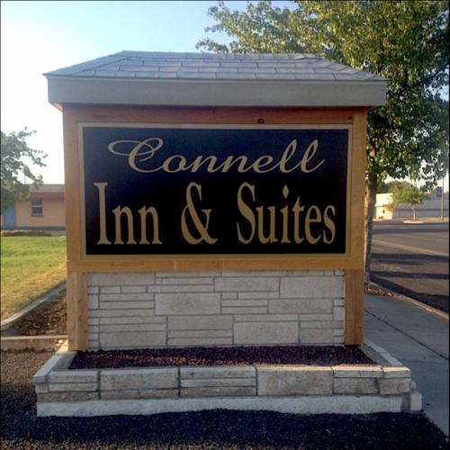 Connell Inn and Suites - Connell, WA 99362