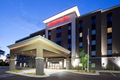 Foto de Hampton Inn Minneapolis-Roseville,MN