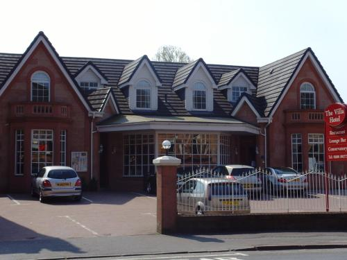 Photo of Villa Hotel Hotel Bed and Breakfast Accommodation in Hamilton South Lanarkshire