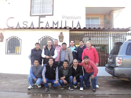 Hostal Casa Familia Photo