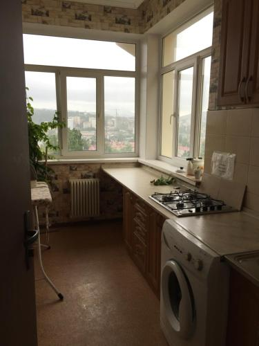 Apartment on Tsiuriupy 70a, Новый Сочи