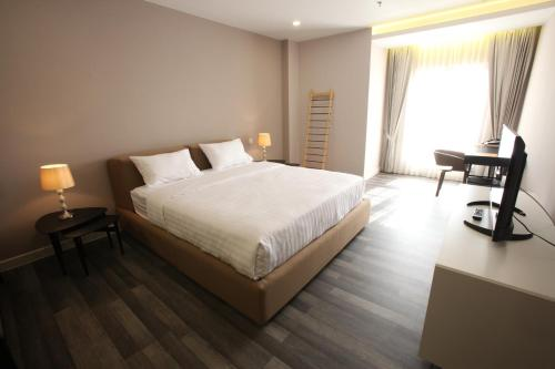 D'Anggerek Serviced Apartment, Bandar Seri Begawan