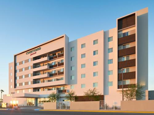 Гостиница «Courtyard by Marriott Hermosillo», Эрмосильо