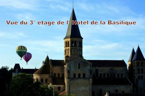 Hotel de La Basilique Paray le Monial