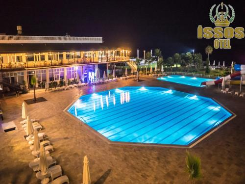 İskenderun Issos Otel how to go