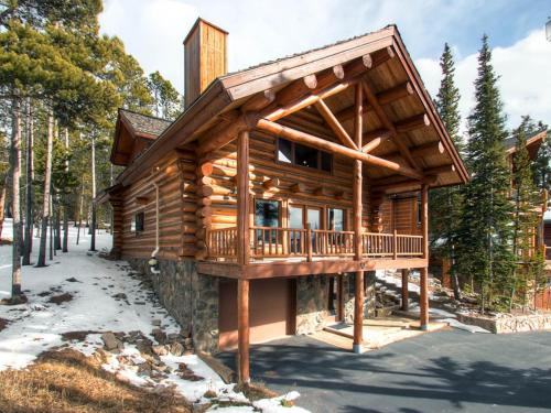 Mountain Echo Lodge Holiday home Photo