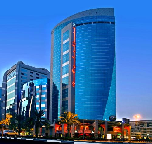 Emirates Concorde Hotel & Apartments, Дубаи