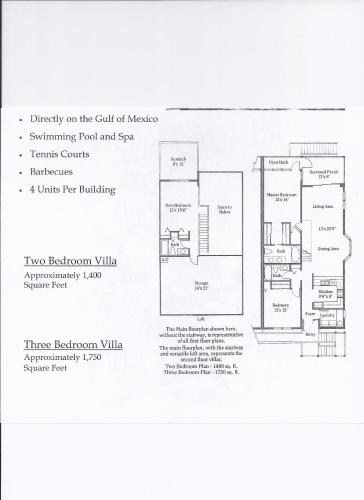 Beach Villa Three bedroom #9 Photo