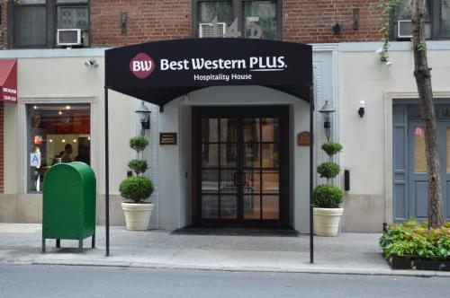 Best Western Plus Hospitality House Suites impression