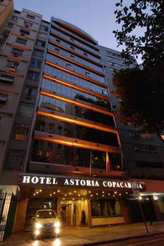Hotel Astoria Copacabana Photo