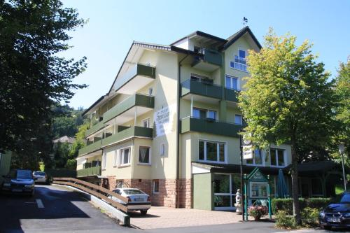 Hotelanlage Spessart