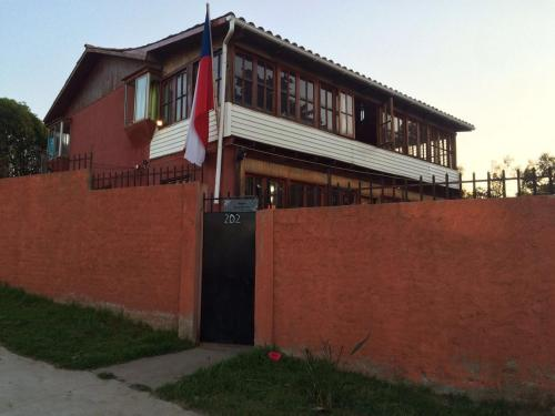 Hostal Vistamar Vic en Quintero, Chile