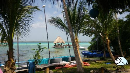 Cabañas Hostal & Camping Magic Bacalar Photo