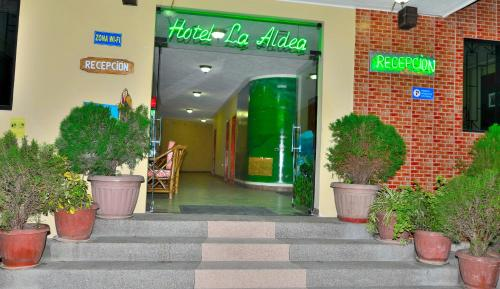 Hotel La Aldea Photo