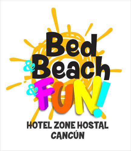 Bed & Beach & Fun Cancun Hotel Zone Hostel Photo