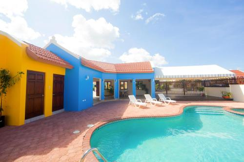 Cunucu Villa with Private Jacuzzi Photo