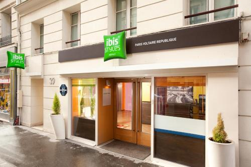 ibis Styles Paris Voltaire Republique photo 21