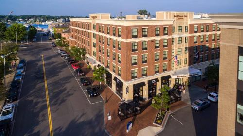 Residence Inn by Marriott Portsmouth Downtown Photo
