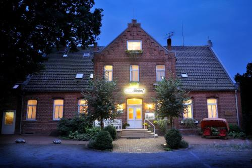 Land-gut-Hotel Pension Allerhof, Франкенфельд