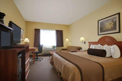 Best Western Plus Graham Inn Photo