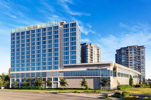 The Westin Wall Centre Vancouver Airport, green hotel in Richmond, Canada