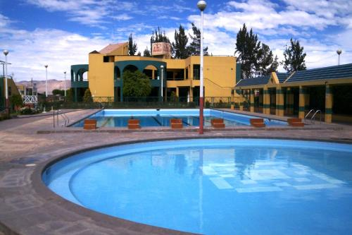 Hotel Conafovicer Arequipa Photo