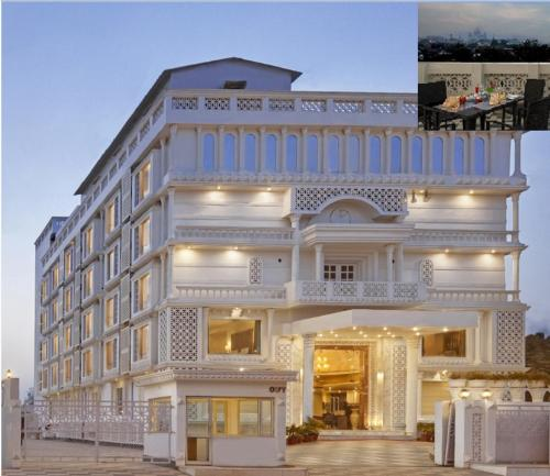 Agra - Regal Vista, A Sterling Resort
