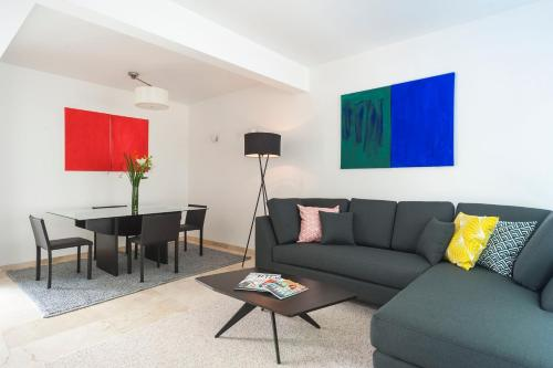 1 Bedroom Apartment Amsterdam Avenue, Мехико