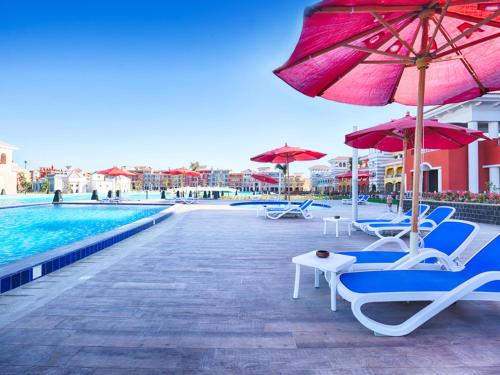 Porto Sharm El Sheikh Rental Apartments, Шарм-эль-Шейх