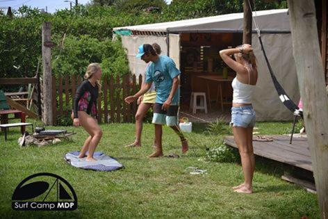 Surf Camp MDP Photo