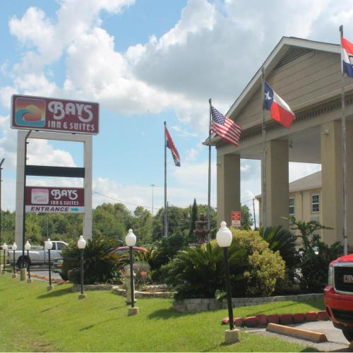 Bays Inn and Suites Baytown Photo