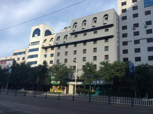 HotelBeibei Holiday Hotel Harbin Central Street Xinyang Road
